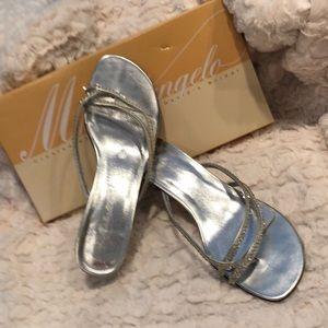 Michaelangelo MARLYSILVER Heels